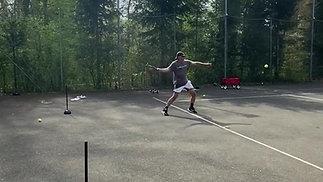 Sommer 2020 Tennis