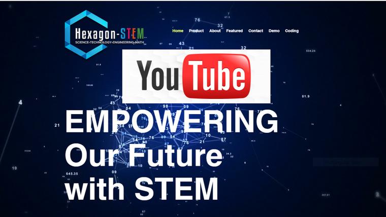 Hexagon-STEM YouTube Videos