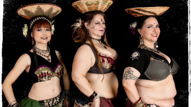 Sacred Shimmy Performances