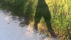 Promenade avec mon ombre