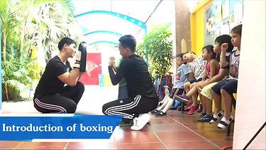 KIDSmoov - Kick Boxing