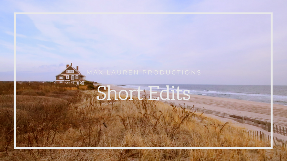Short Edits