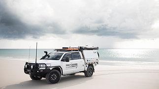 Pro Touring TV- White 200 Build Vid Fraser Island