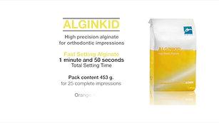 Alginkid Orthodontic Alginate