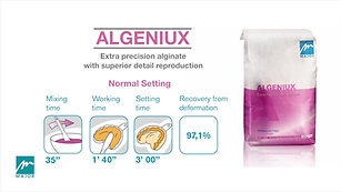 Algeniux Dental Alginate