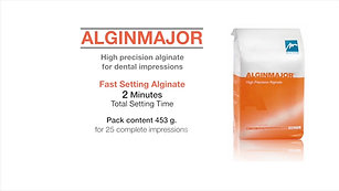 Alginmajor Dental Alginate