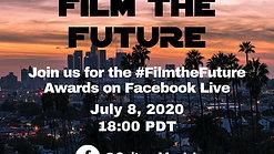 Film The Future Awards Ceremony