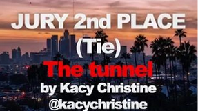 The Tunnel: Jury 2nd Place (Tie)