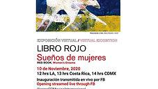 Noviembre 10: Libro Rojo: Sueños de Mujeres