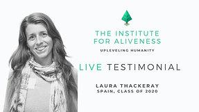TIFA Testimonial Laura