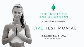 TIFA  Testimonial  Gracie