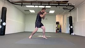 10 Rep Striking workout