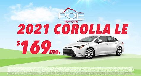 SPRING COROLLA 2021