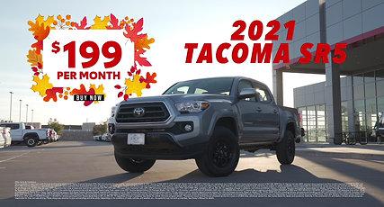 2021 Tacoma  1080