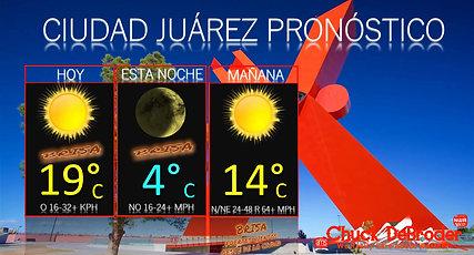 CIUDAD JUÁREZ PRONÓSTICO MATUTINO 02242020