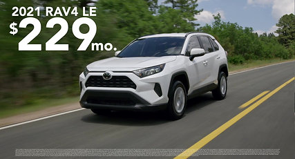 POE TOYOTA RAV 4  YOUR BEST CHOICE THIS NOVEMBER