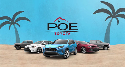 SUMMER CAMRY LE 2021 ONLY IN POE TOYOTA