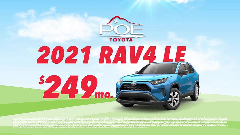 SPRING RAV4 2021