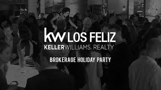 Keller Williams Brokerage Holiday Party