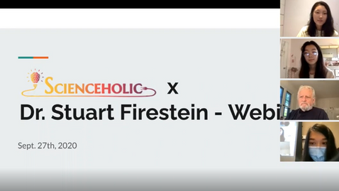 Dr. Firestein's Webinar
