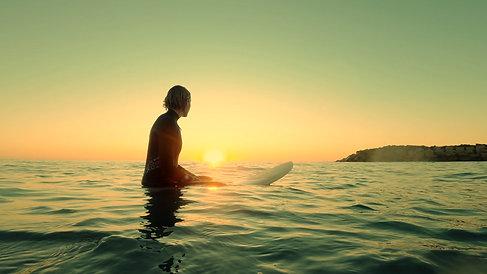 60's Surf Girl
