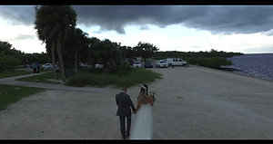 Punta Gorda Beach Wedding