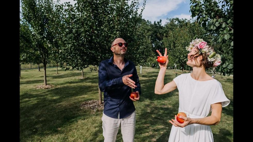 Svatební střih aneb 1000 fotek za 3 minuty