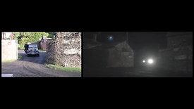 Allied - Half Track Previz comparison