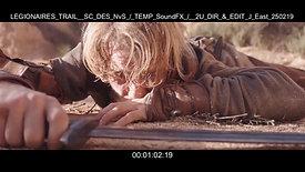 Legionnaires Trail - Noreno vs Saka