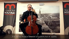 Acoustic Legpad y Aldo Mata