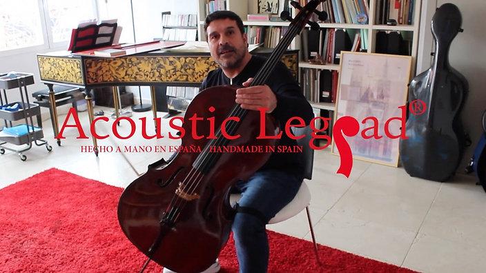 Acoustic Legpad testimonials