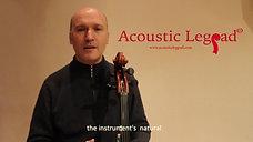 acousticlegpad J.Enrique Bouché