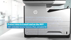 HP PageWide Colour MFP 58650dn