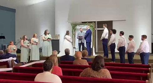 Haynes Wedding
