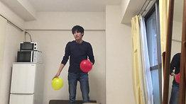 風船テニス部