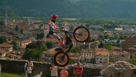 TRIAL GP ITALY   HRC TRIAL TEAM   DAY 1