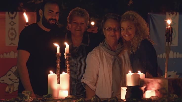 Cretan Survivor - Selected Tv Mentions