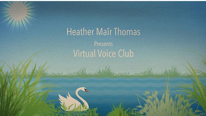 Virtual Voice Club