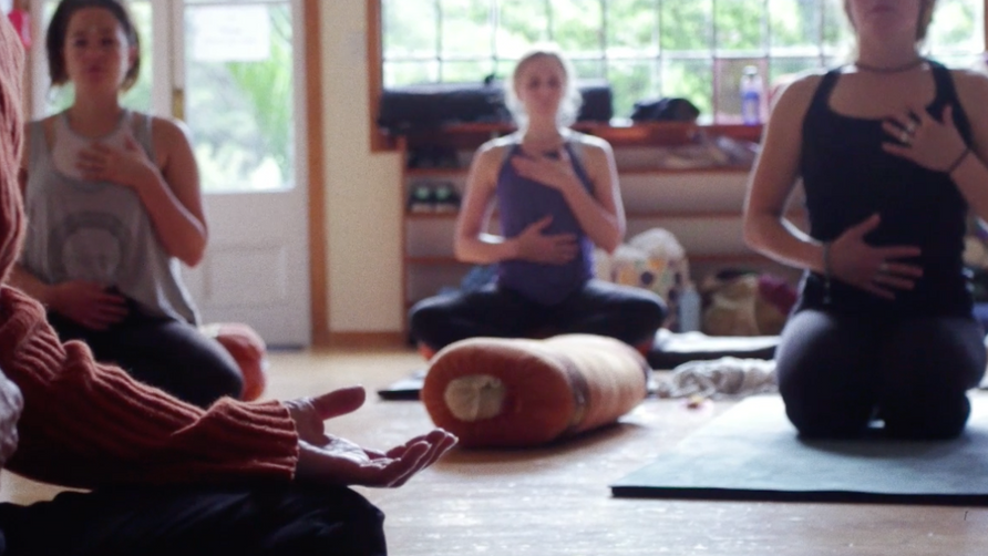 Pure Yoga Retreat Day