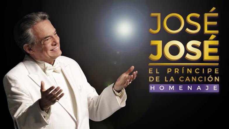 Concierto Completo Homenaje a José José