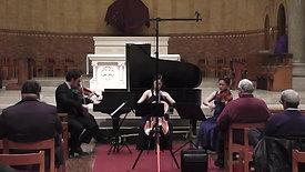 Brahms Piano Quartet in C Minor, Third Movement