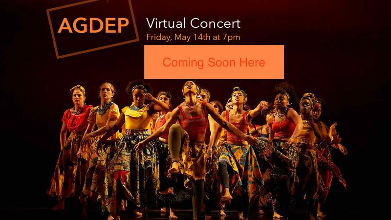 AGDEP Virtual Concert 2021