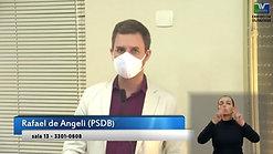 Discurso do Vereador Rafael de Angeli - 4 de agosto de 2020