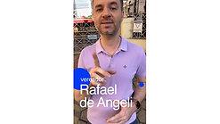 Prestação de Contas do Mandato: 2017 a 2020 - Vereador Rafael de Angeli
