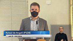 Discurso do Vereador Rafael de Angeli - 25 de agosto de 2020