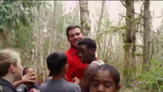 Seahawks help kids go play outside at IslandWood - KING5.com