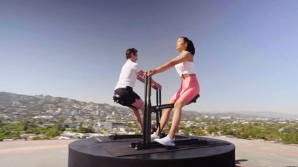 The DB Method Rooftop Los Angeles