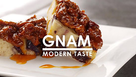 GNAM Taste Experience promo social