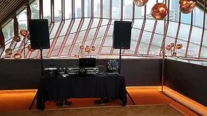 Wedding Setup - Sydney Opera House