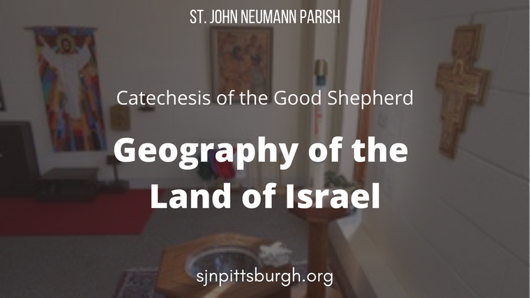 Geography of the Land of Israel